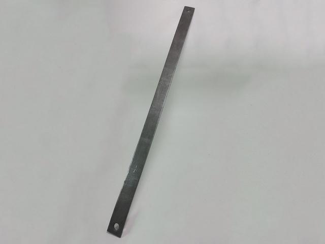 Düz Lama Demiri 2 Delikli